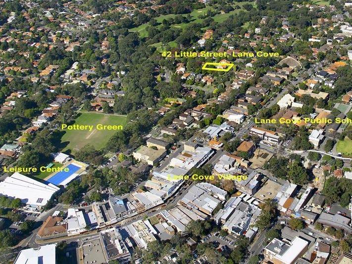 42 Little Street, Lane Cove, NSW 2066