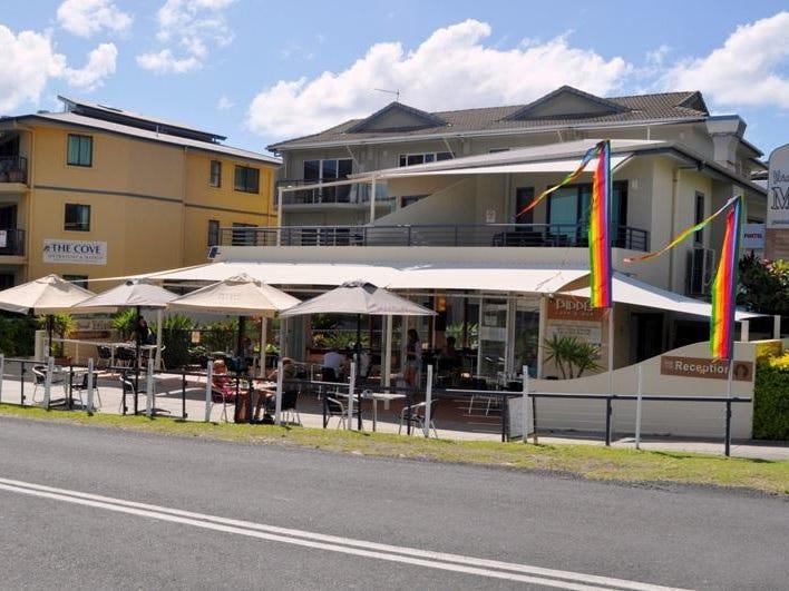 Pippi's Cafe & Bar Clarence Street, Yamba, NSW 2464