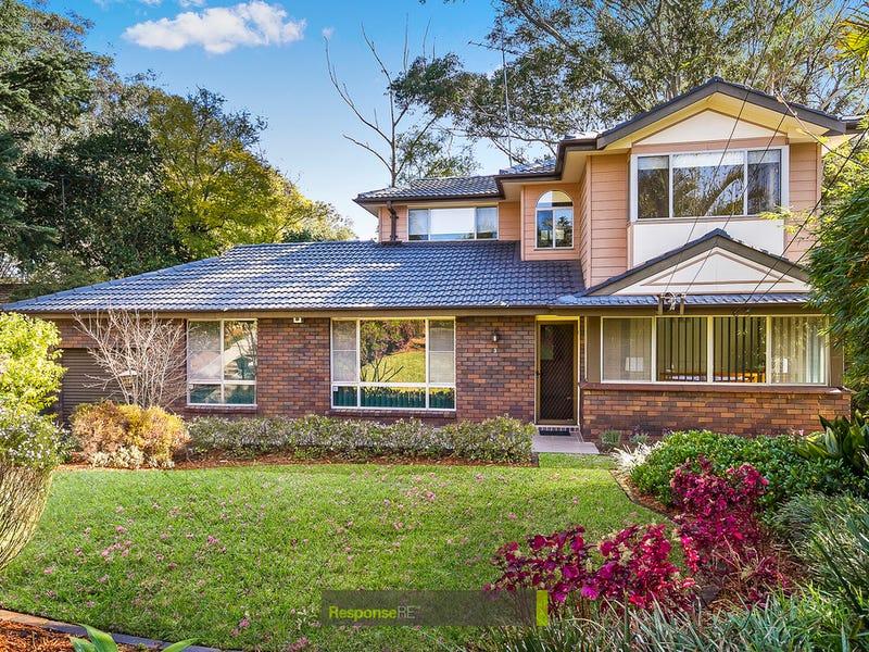 3 Caloola Place, Baulkham Hills, NSW 2153