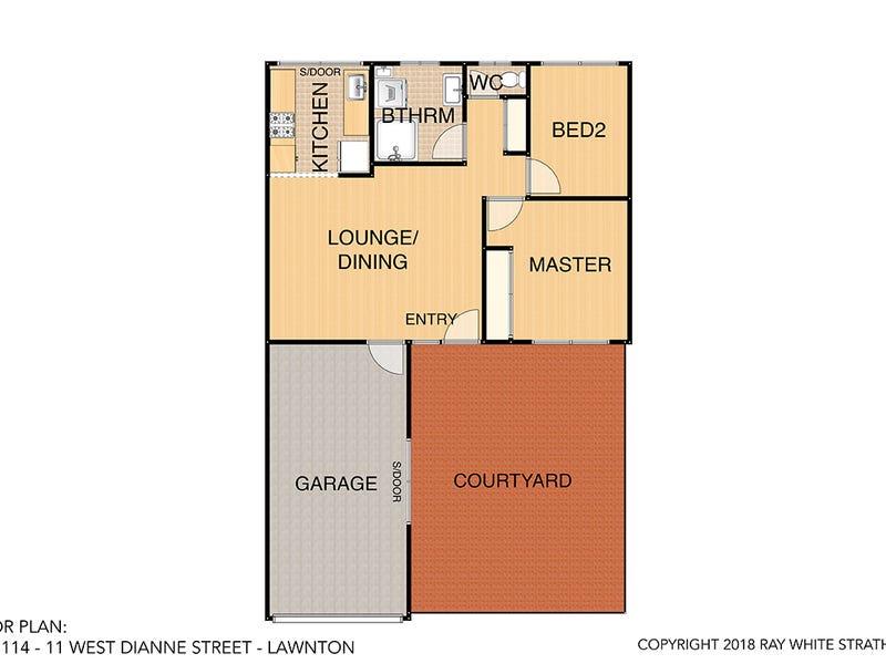 114/11 West Dianne Street, Lawnton, Qld 4501