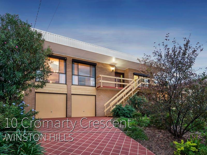 10 Cromarty Crescent, Winston Hills, NSW 2153