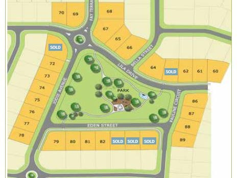Lot 64 Lila Drive, Cotswold Hills, Qld 4350