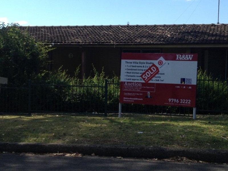 1-3/158a Warburton Street, Condell Park, NSW 2200