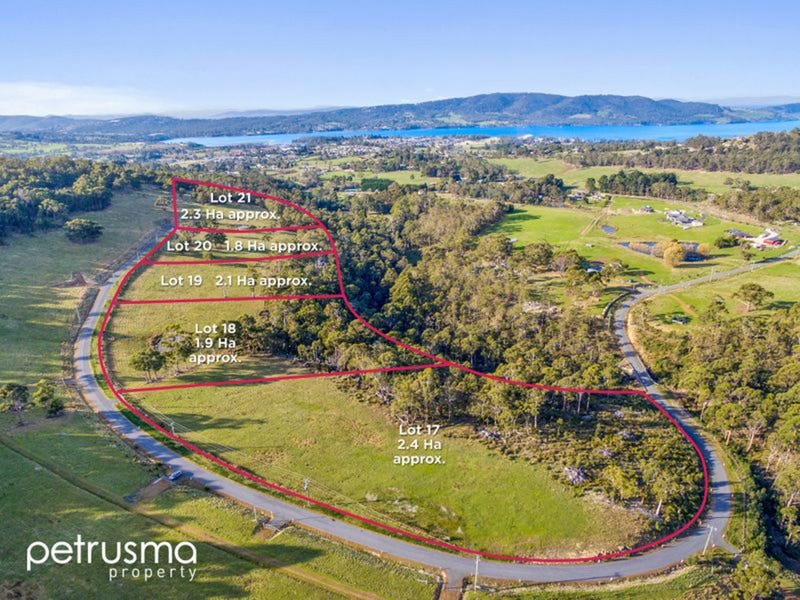 Lot 21, 216 Van Morey Road, Margate, Tas 7054