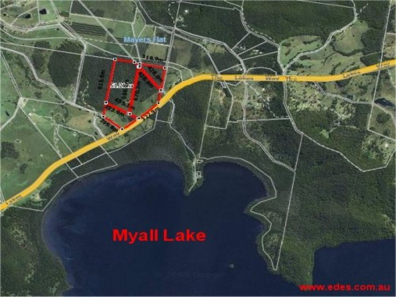 Lot 3 Shinglers Creek Road, Mayers Flat, NSW 2423