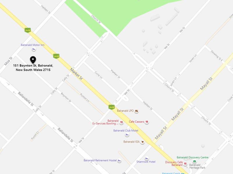 151 Boynton Street, Balranald, NSW 2715