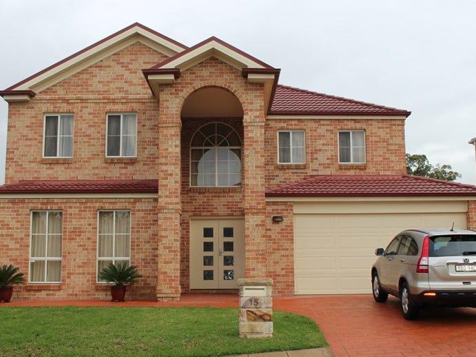 15 Cranebrook Avenue, Stanhope Gardens, NSW 2768