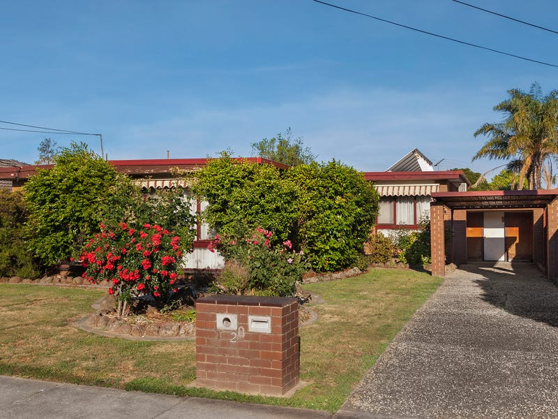 20 Diamond Avenue, Glen Waverley, Vic 3150