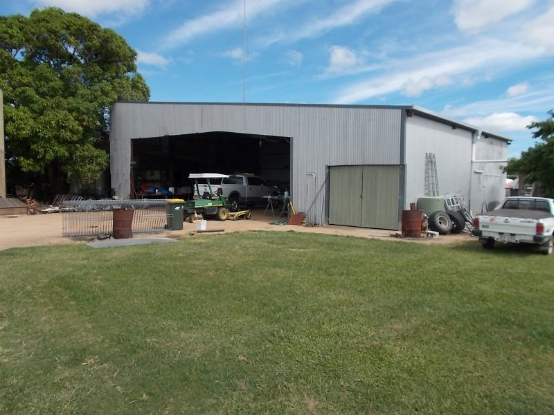 71, Lot 71 Ayr Dalbeg Road, Clare, Qld 4807