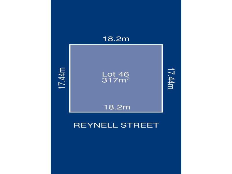 Lot 46, Reynell Street, West Croydon, SA 5008