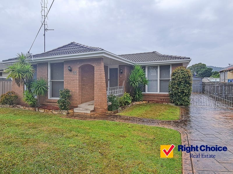13 Tongarra Road, Albion Park Rail, NSW 2527