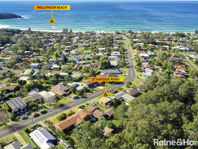 27 Garside Road, Mollymook Beach, NSW 2539