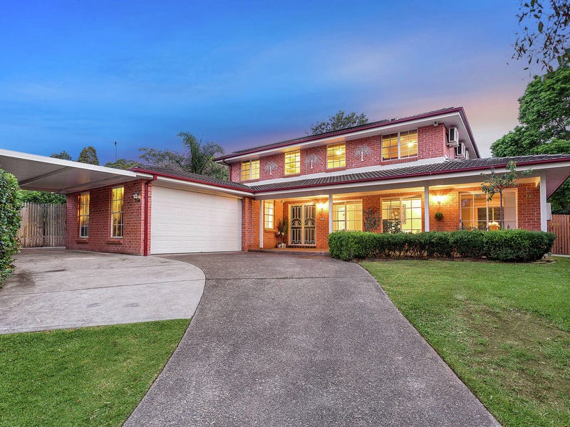 9 Maybush Way, Castle Hill, NSW 2154