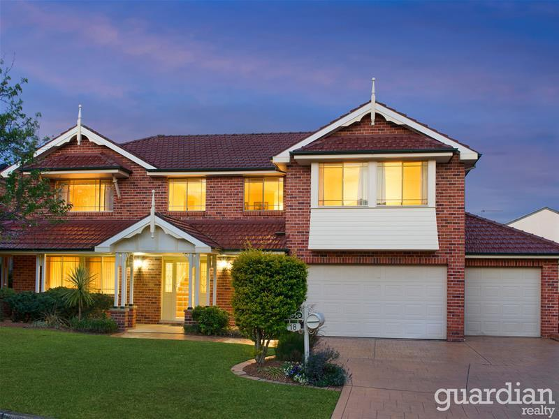 18 Crown Terrace, Bella Vista, NSW 2153