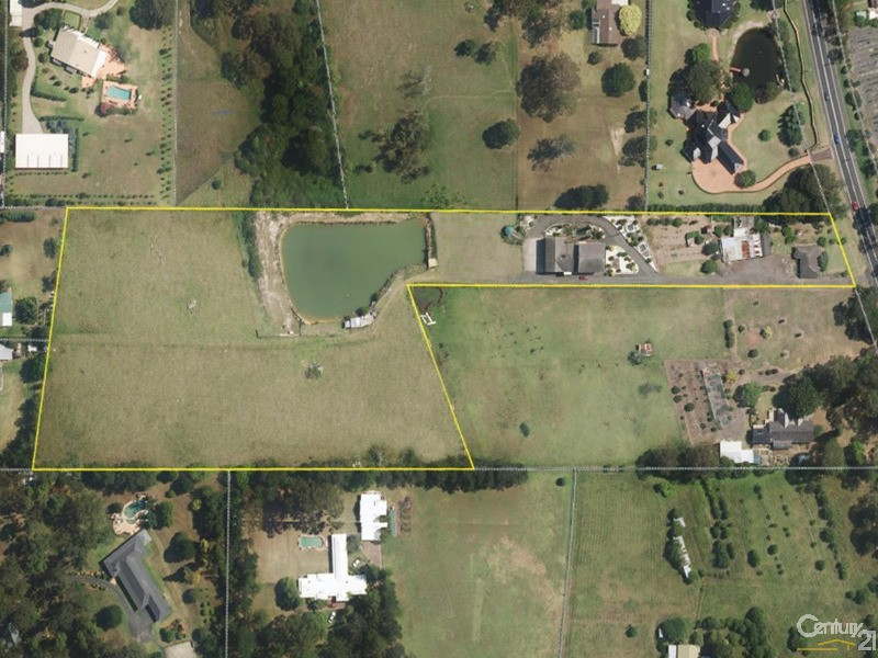 842 Old Northern Road, Middle Dural, NSW 2158