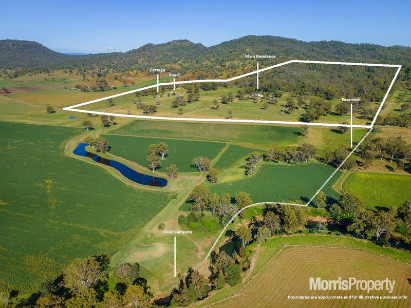 182 Kerry West Road, Kerry, Qld 4285
