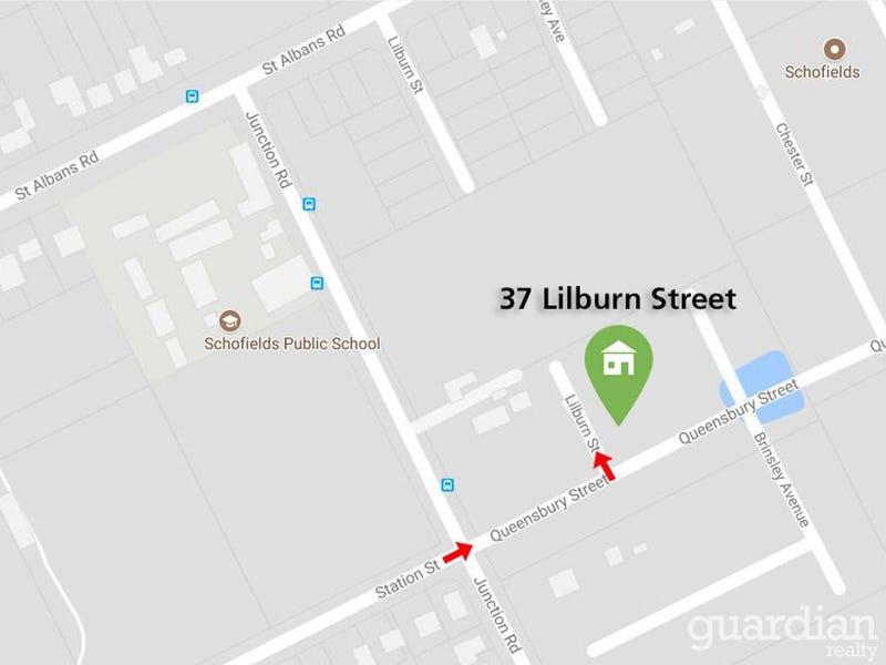 37 Lilburn Street, Schofields, NSW 2762