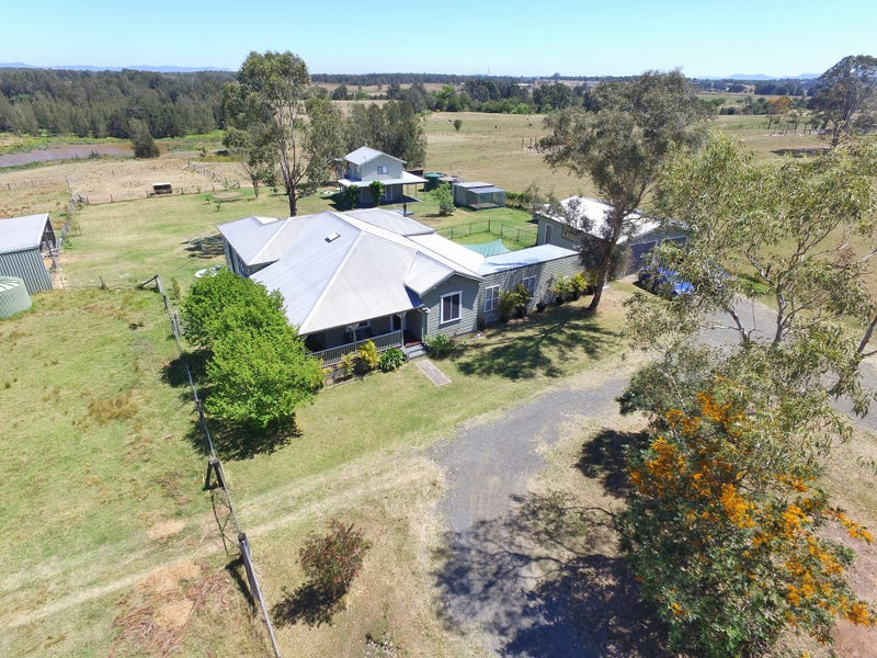 860 Buchanan Rd, Buchanan, NSW 2323