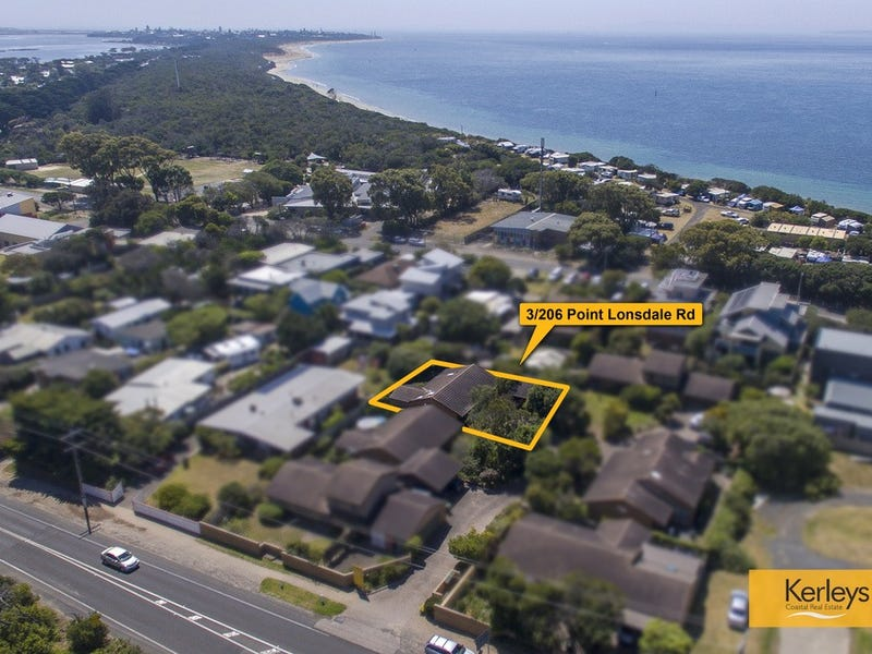 3/206 Point Lonsdale Road, Point Lonsdale