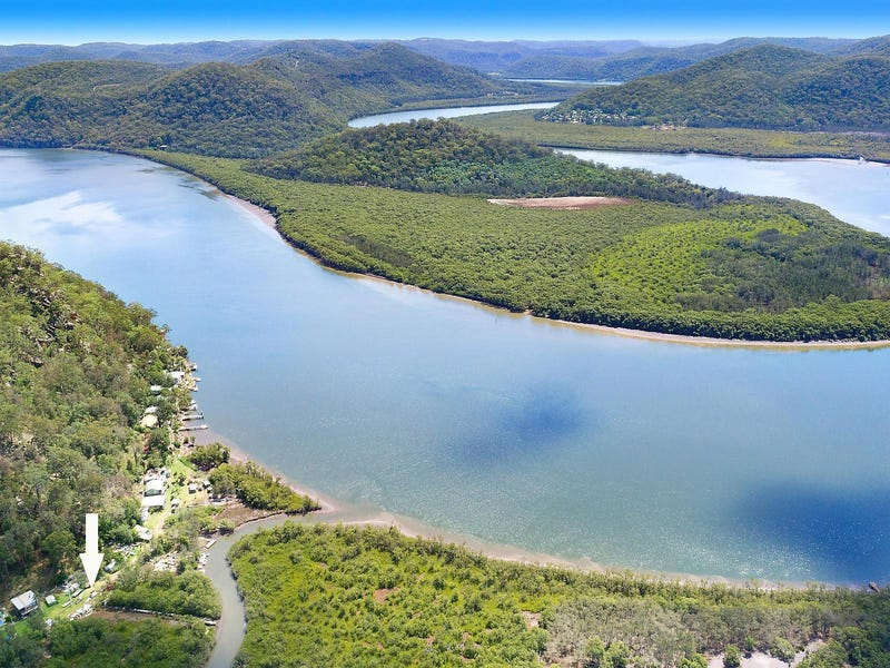 Lot 10A Hawkesbury River, Marlow, NSW 2775