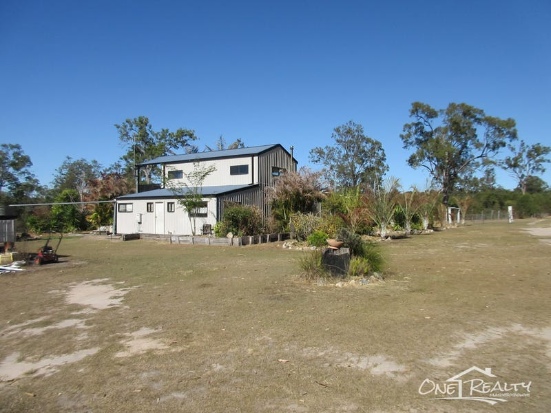 LOT 80 Doongul Stock Route Rd, Doongul, Qld 4620