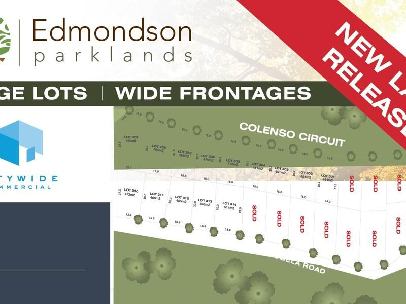 Lot 309 Colenso Circuit, Edmondson Park, NSW 2174