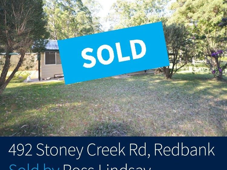 492 Stoney Creek Road, Redbank, NSW 2446