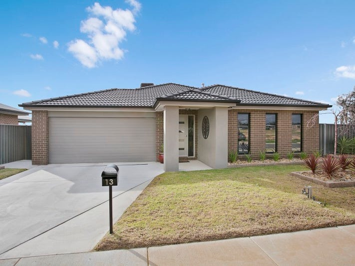 13 Parkview Boulevard, Huntly, Vic 3551