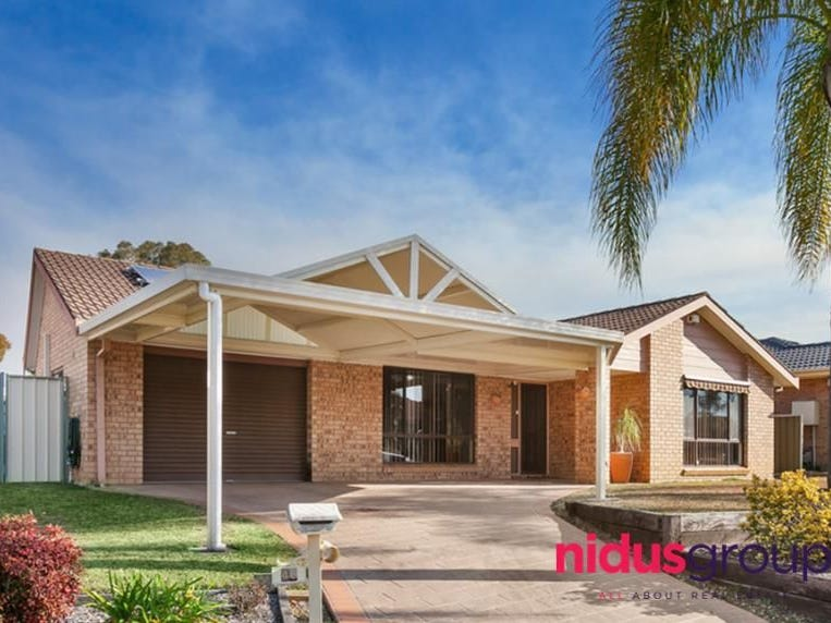 46 Aminta Crescent, Hassall Grove, NSW 2761