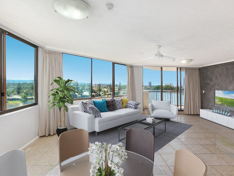 22/2916 Gold Coast Highway, Surfers Paradise, Qld 4217