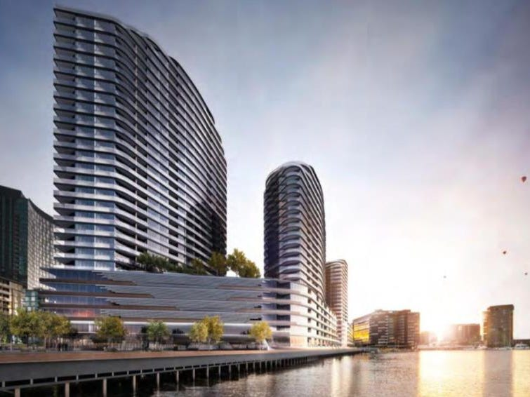 2804A/889 Collins Street, Docklands