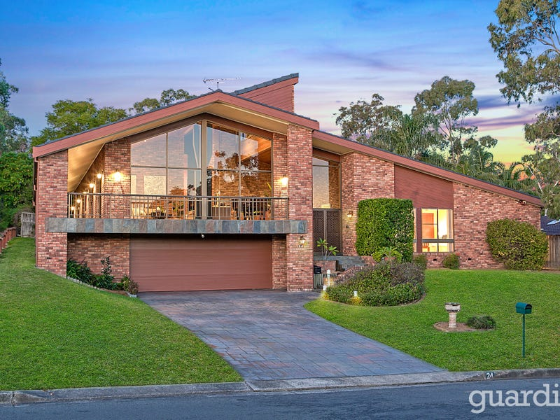 24 Beacon Avenue, Glenhaven, NSW 2156