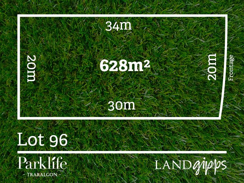 Lot 96/Lot 96 Hammersmith Circuit, Traralgon, Vic 3844