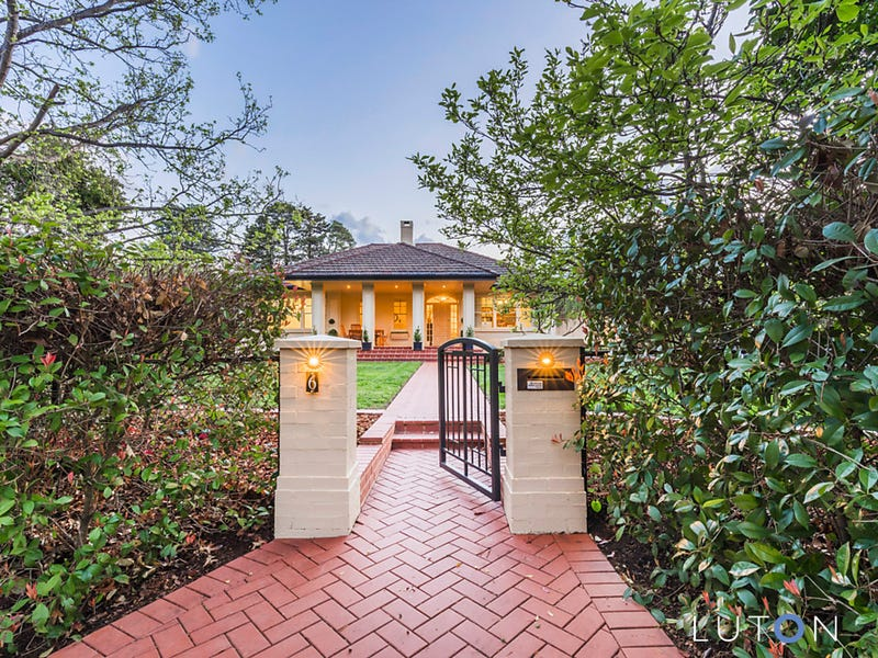 6 Barkly Crescent, Forrest, ACT 2603