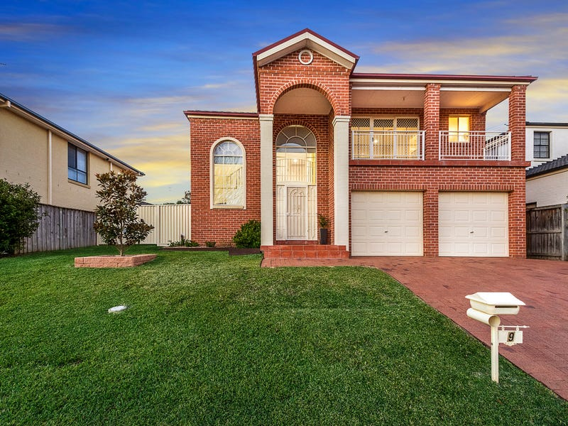 9 Morgan Place, Beaumont Hills, NSW 2155