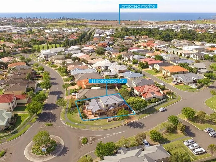 1 Hinchinbrook Dr, Shell Cove, NSW 2529