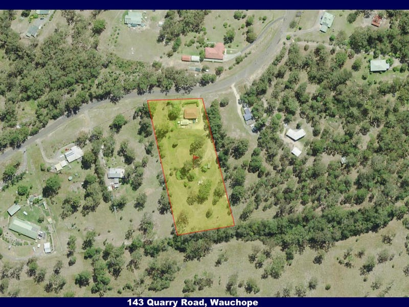 143 Quarry Road, Wauchope, NSW 2446