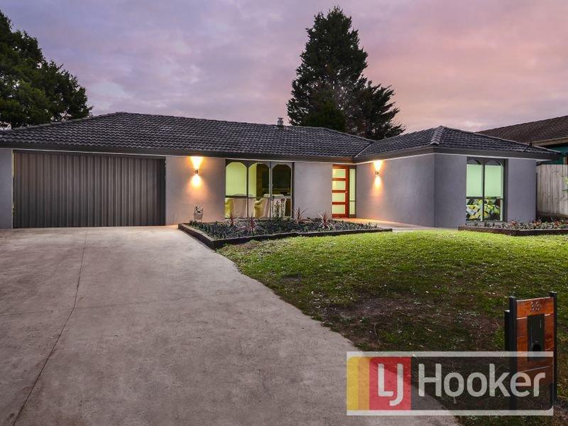 33 Holbourne  Drive, Junction Village, Vic 3977