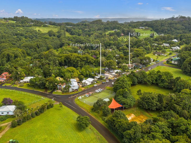 451 Federal Drive, Federal, NSW 2480