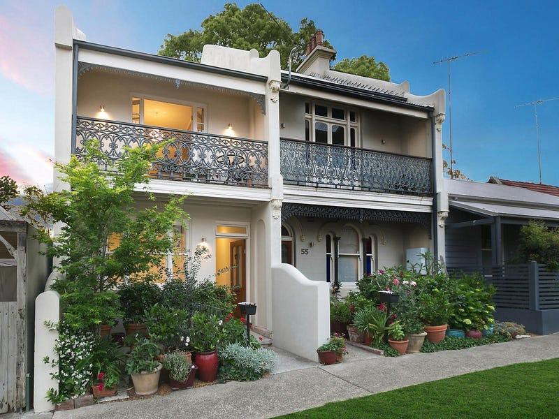 55A Denison Street, Rozelle, NSW 2039