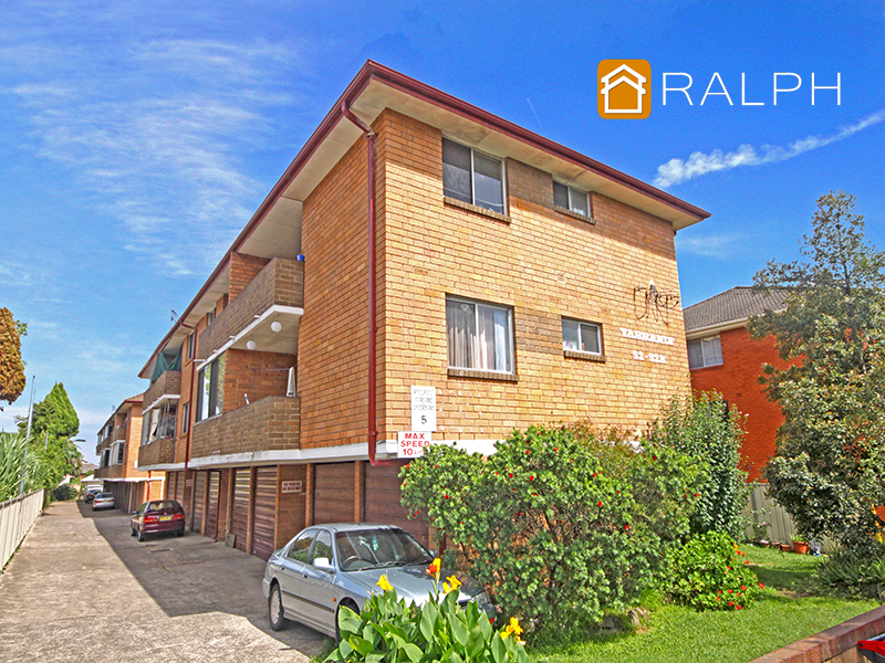9/52 Fairmount Street, Lakemba