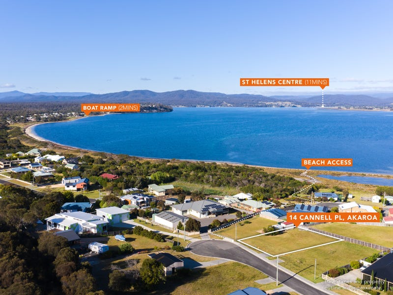 14 Cannell Place, Akaroa, Tas 7216