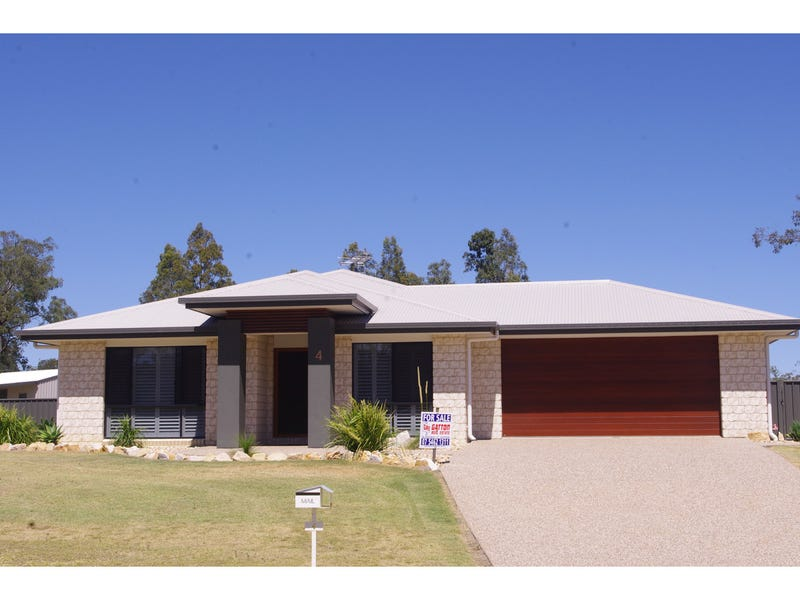 4 Kurrajong Road, Gatton, Qld 4343