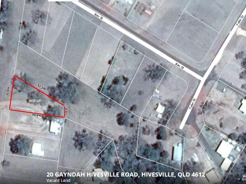 Lot 20, Gayndah Hivesville Road, Hivesville, Qld 4612