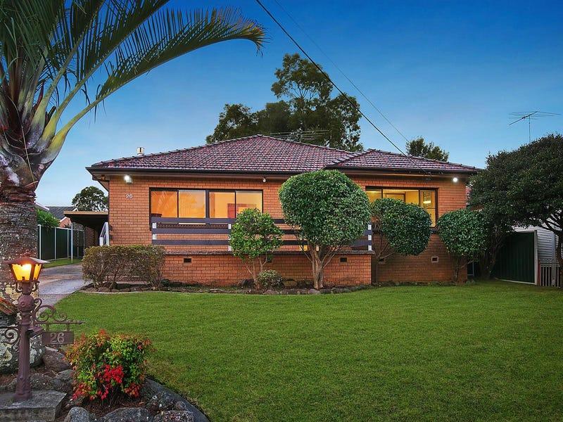 26 Hannons Avenue, Peakhurst, NSW 2210
