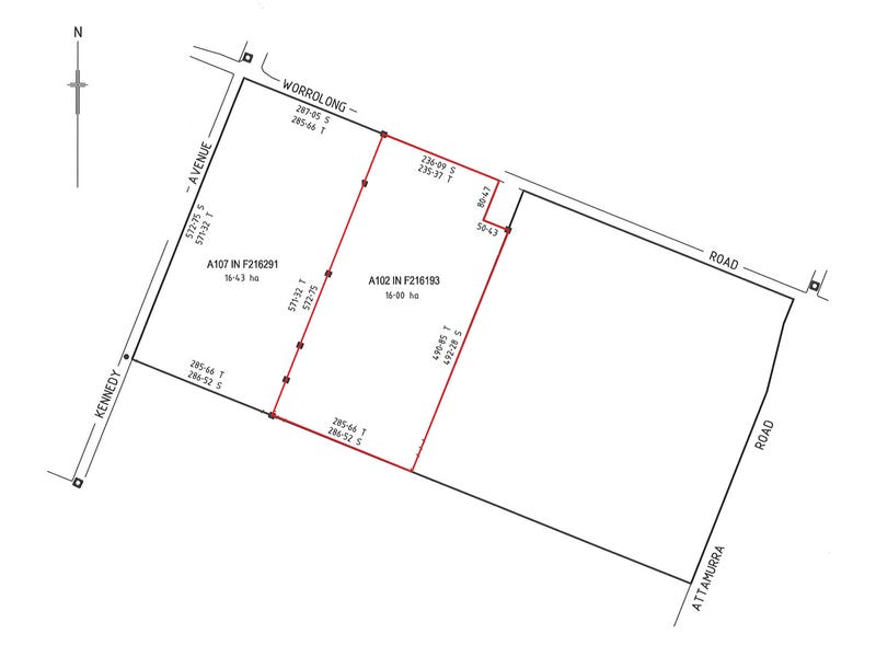 Lot 102, Worrolong Road, Worrolong, SA 5291