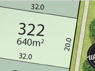 Lot 322, Waterlea, Walloon, Qld 4306