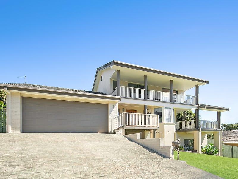 4 Serene Court, Sapphire Beach, NSW 2450