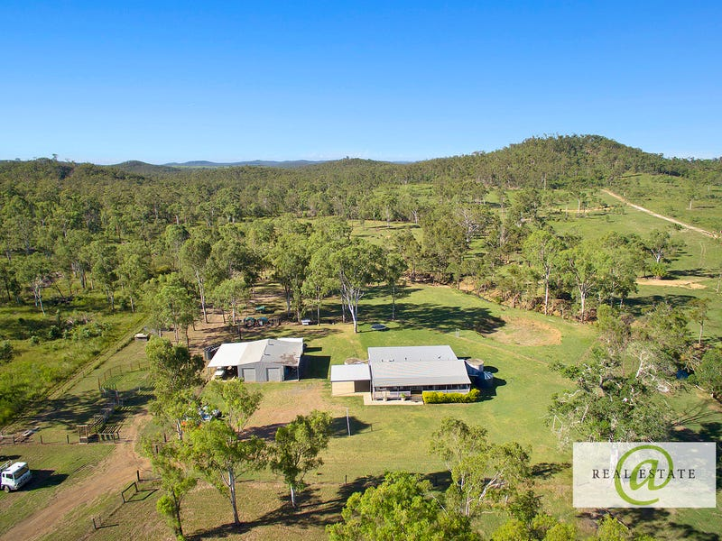 131 Cobb and Co Road, Tungamull, Qld 4702