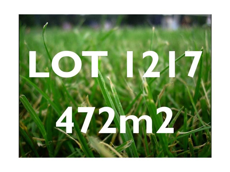 Lot 1217, Aristotle Way, Officer, Vic 3809